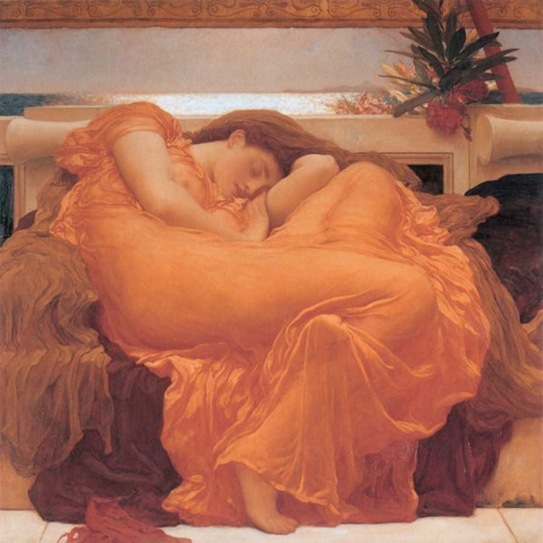 flaming-june-by-leighton