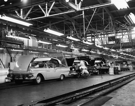 Ford Dearborn Assembly Plant