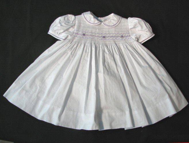 white-and-lavendar-smocked-dress