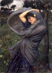 boreas-by-waterhouse
