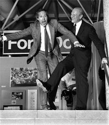 chevy-chase-and-gerald-ford-by-david-hume-kennerly