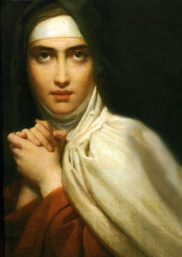 st-teresa-of-avila-as-a-young-woman-detail-by-francois-gerard-1827
