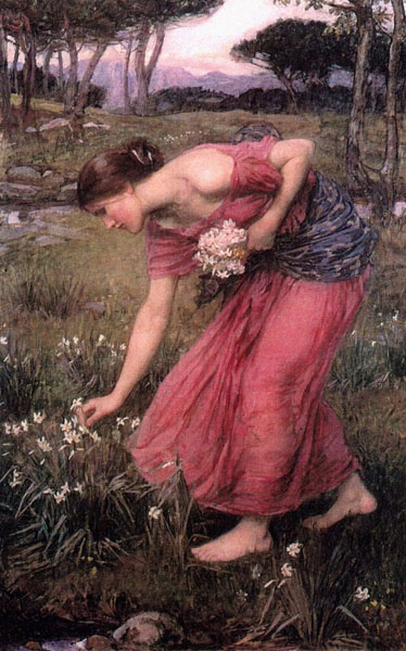 waterhouse_narcissus