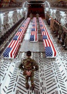 Pentagon War Dead