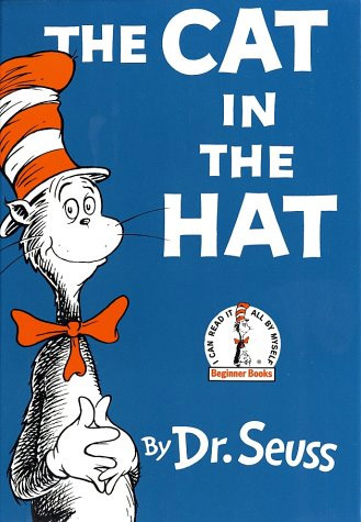 Dr Seuss Cat in the Hat | Lola's Curmudgeonly Musings ...