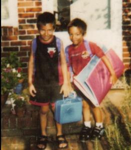 Eamonn 1st & Brett Kindergarten
