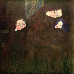 Mother With Children Klimt