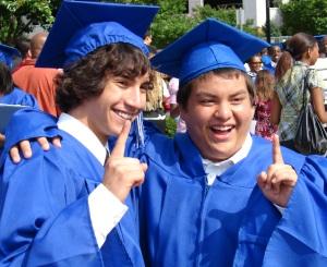 Eamonn and Josh