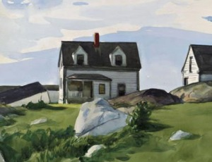 edward-hopper-houses-of-squam-light detail