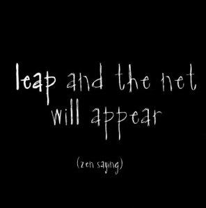 Zen leap