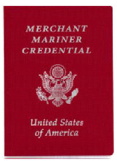 Merchant Mariner Document