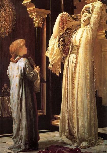 Light of the Harem 1880 Frederic Lord Leighton