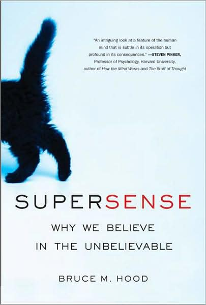 Supersense US cover