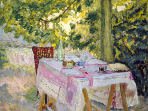 Wine and cheese lola 39 s curmudgeonly musings about life for Pierre bonnard la fenetre