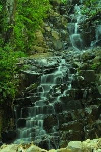 Irenggolo Waterfall, Indonesia