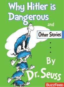 Dr Seuss Hitler
