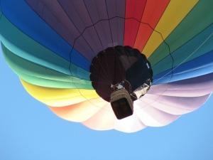 Hot Air Balloon, Utah, by ricketyus (FCC)