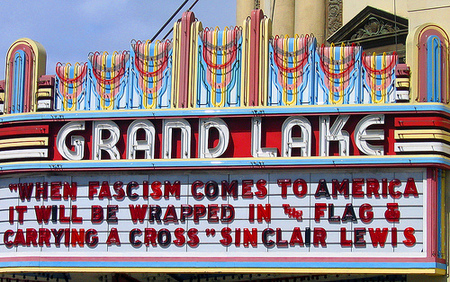 Grand Lake marquee
