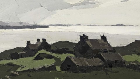 Sir Kyffin Williams Porth Dafarch