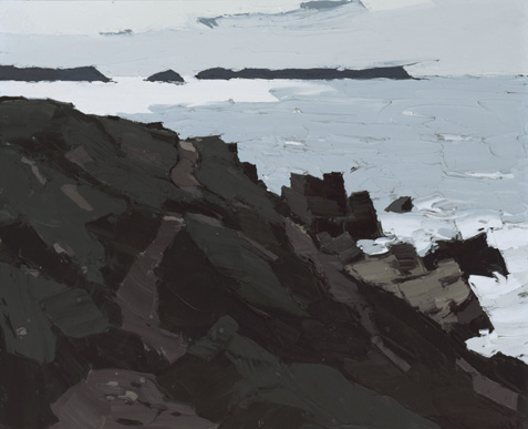 Sir Kyffin WIlliams St Davids Head