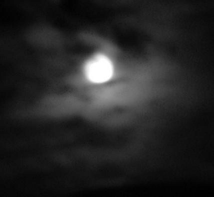 Chiaroscuro colon La Luna
