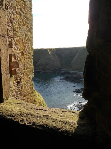 Dunnottar Castle, Scotland by Isaxen FCC
