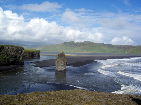 Dyrholaey, Iceland by Martino! FCC