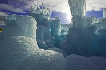 Ice Castle image2 from Huffington Post