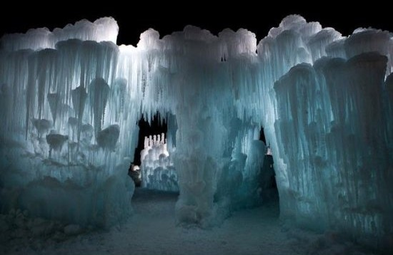 Silverthorne Ice Castlevia Huffington Post