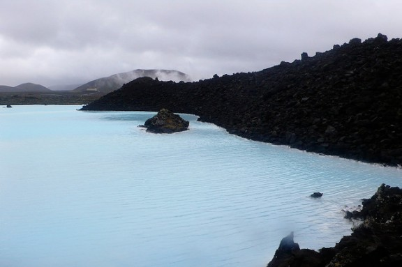 Iceland colon The Blue Lagoon by Captain Oates