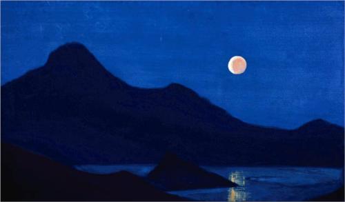 Nicholas Roerich Eclipse 1939