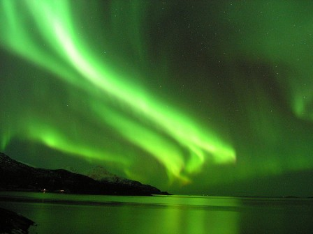 Northern Lights, Tromso, Norway by GuideGunnar Arctic Norway FCC