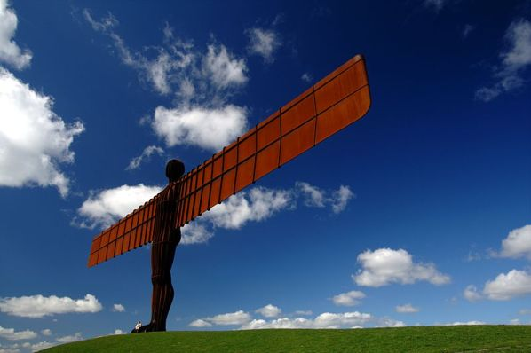 Angel of the North WC