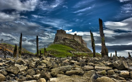 Lindisfarne Castle, Northumberland, UK by Richard Hayward Telegraph Big Picture