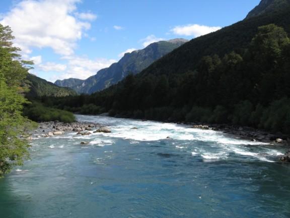 Futaleufu River, Chile (SebastiAin-Dario, CC)