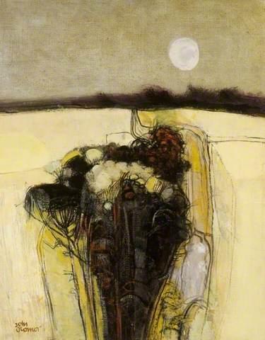 John Scorror O'Connor Linley's Field oil on canvas