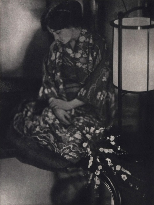 The Japanese Lantern 1912 by Paul Burty Haviland