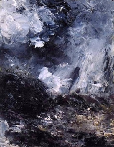 August Strindberg, Jealousy Nigt, 1893