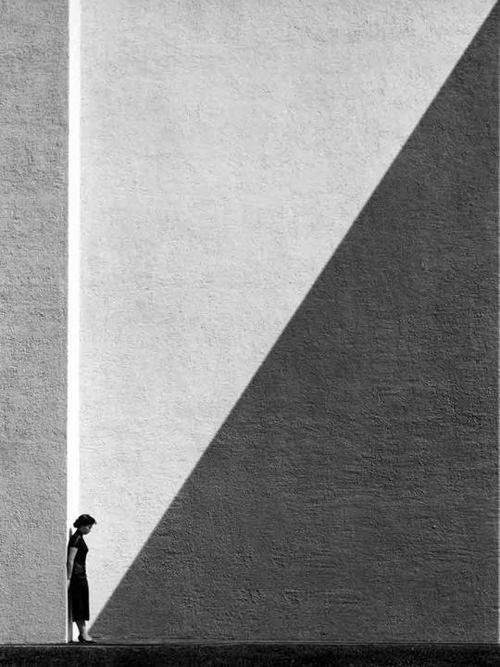 Fan Ho Approaching Shadow 1954
