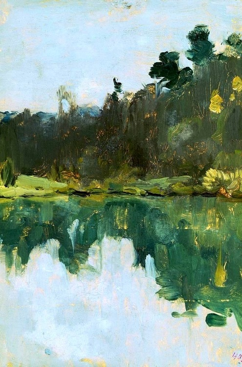 Isaac Levitan Lakeshore