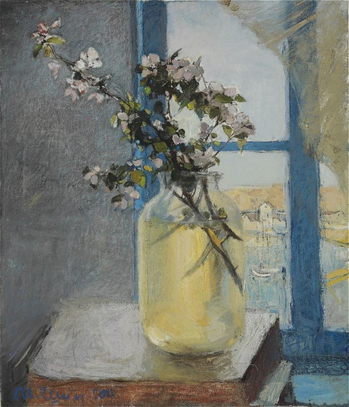 Igor Shipilin Blossoms in a Vase