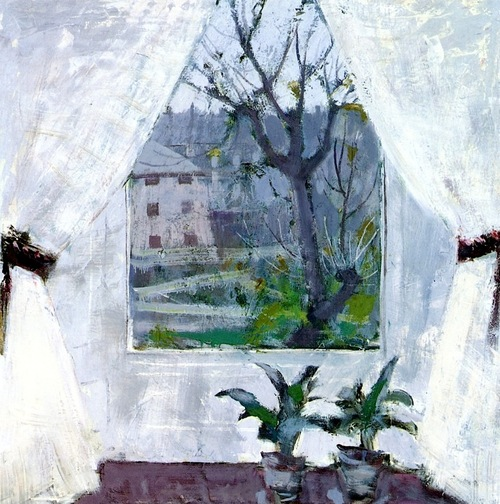 Anne Redpath The Sitting Room