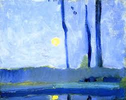 Arthur B Carles Moonlight c1908