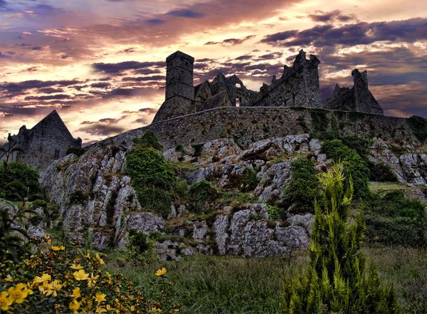 Rock of Cashel by Christy Nicholas My Shot Nat Geo County Tipperary Ireland