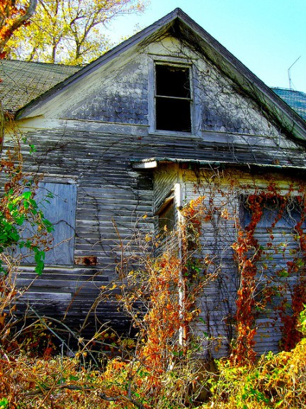 Abandoned House Daniel STL FCC