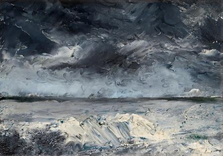 August Strindberg Packis i Traden 1892