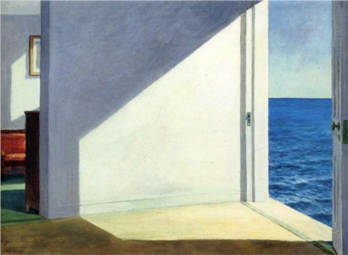 Edward Hopper Rooms by the Sea 1951 oil on canvas
