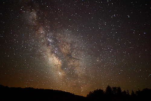 Night Sky by Nature Pictures by ForestWander FCC