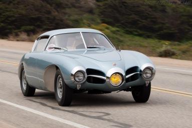 Abarth 1500 Bertone Biposto (1952)