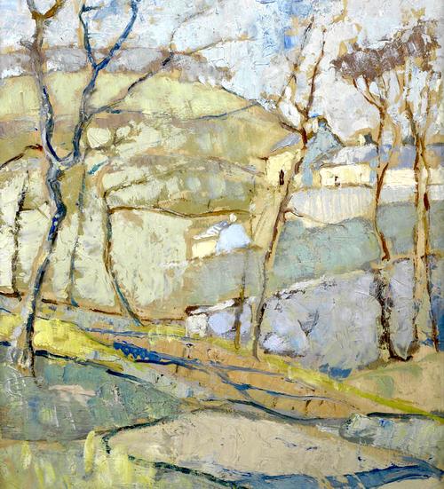 Anne Redpath Border Landscape